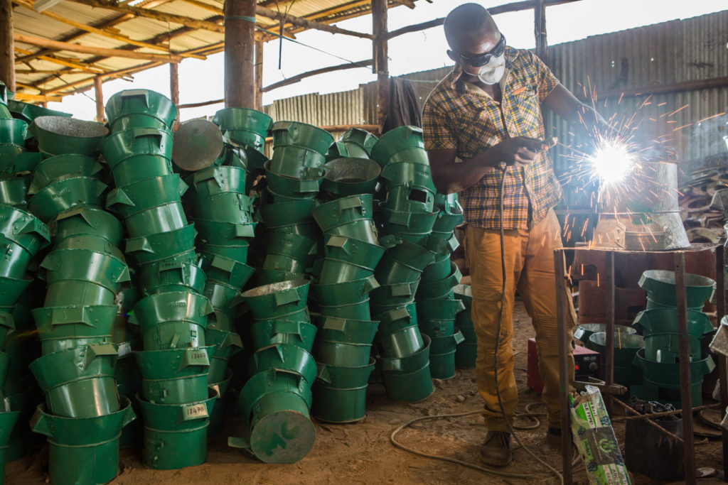 Cleaner cookstoves have a vital role to play in transition to low carbon economy